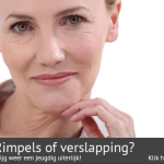 rimpels-of-verslapping